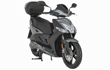 Kymco Agility 125cc (or similar)
