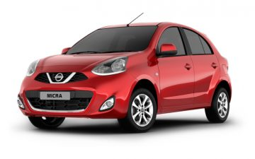 Nissan Micra Automatic (or similar)