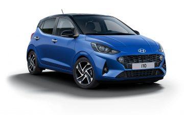 Hyundai I 10 (or similar)