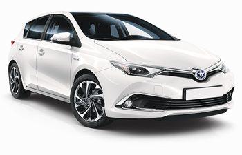 Toyota Auris (or similar)