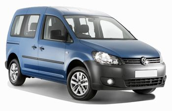 Volkswagen Caddy 1.6 Diesel Mini Bus (or similar)