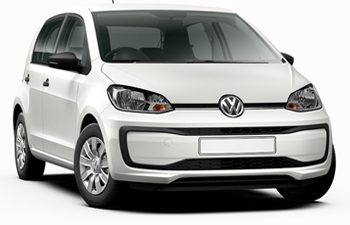 Volkswagen UP (or similar )