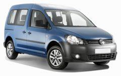 Volkswagen Caddy 1.6 Diesel Mini Bus (or similar)