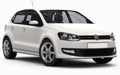 Volkswagen Polo TSI (or similar Peugeot 208)